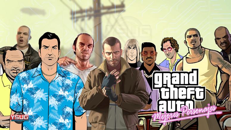 Saga Grand Theft Auto: Las mejores frases de sus protagonistas