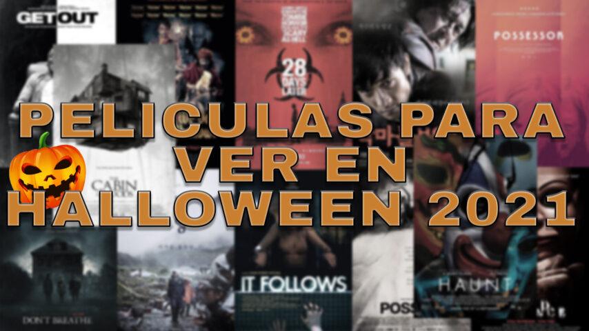 Top 15 películas para ver en Halloween 2021